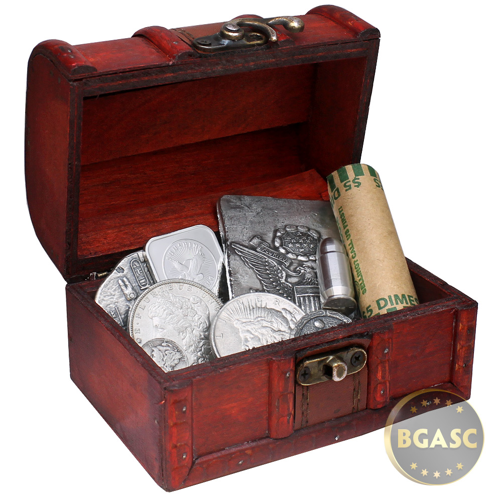 Buy small wooden treasure chest with swivel latch coin for Storage treasures