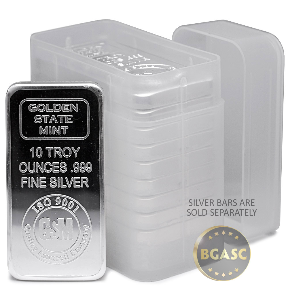 1 Oz Silver Bar Case